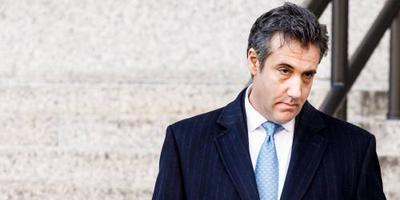 Ex-Trump advocaat Cohen 3 jaar de cel in