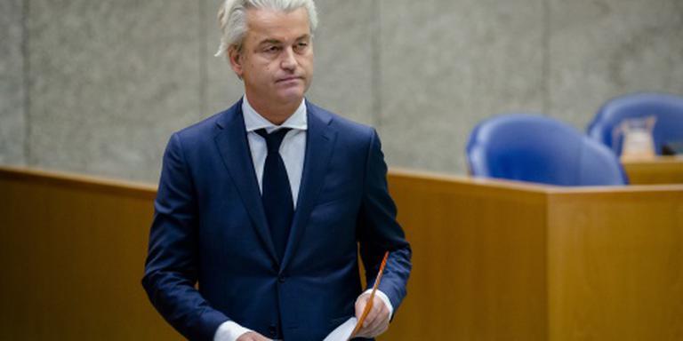 Wilders niet op tweede zitting van zijn zaak
