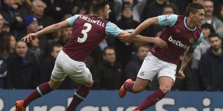 West Ham legt Lanzini definitief vast