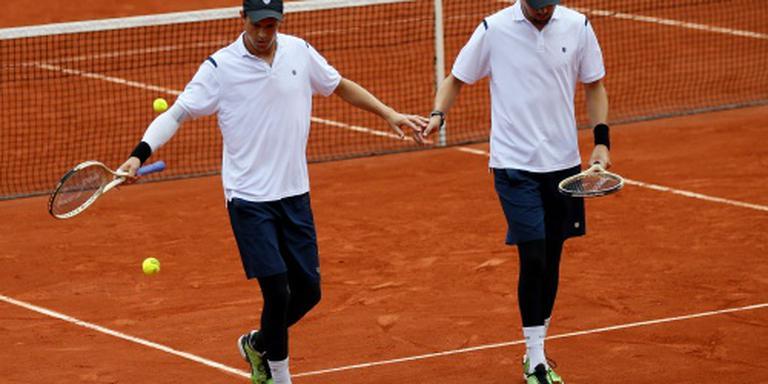 Tennisbroers Bryan mijden Rio wegens zika