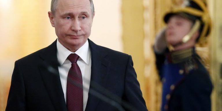 Poetin test paraatheid strijdkrachten