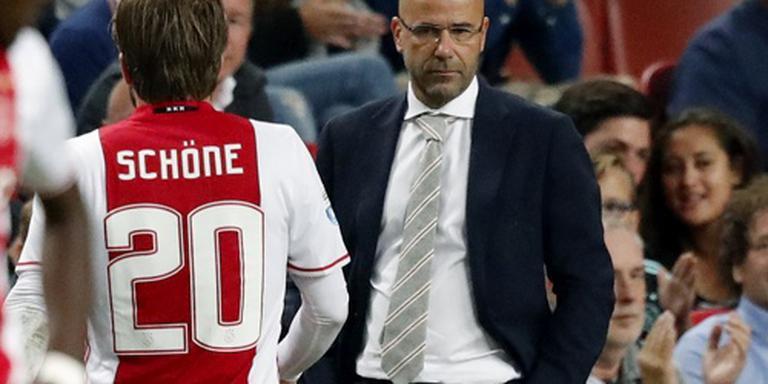 Bosz heeft wel twintig basisspelers bij Ajax