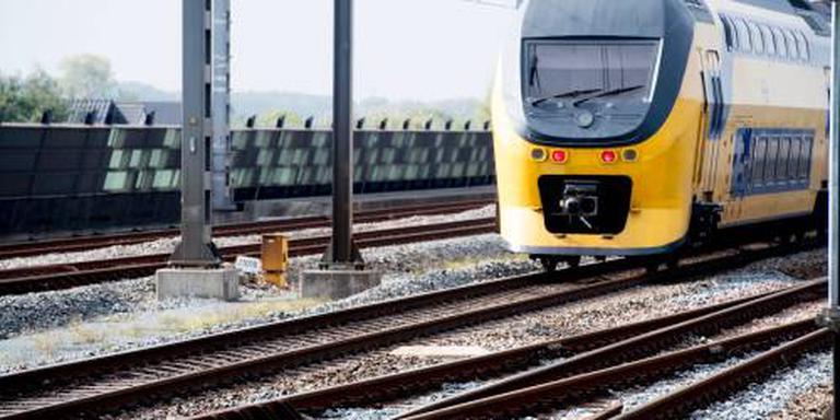 Treinen rijden weer volgens planning