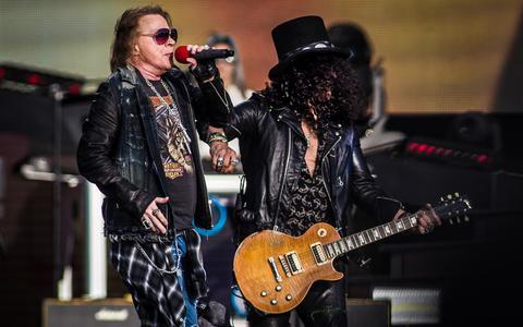 Guns N' Roses komt in juni 2022 naar Stadspark in Groningen. Enige concert in Nederland tijdens Europese tour
