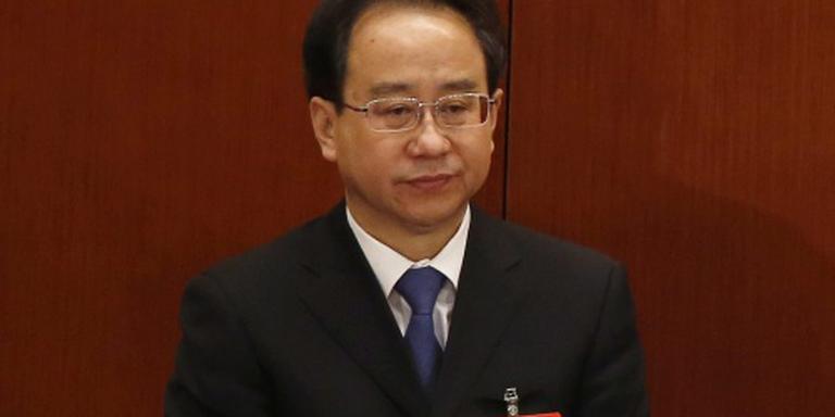 Levenslang voor ex-adviseur Hu Jintao