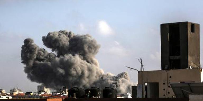 'Staakt-het-vuren Israël en Palestijnen'