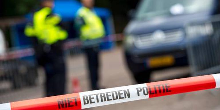 Buurt afgezet na schietpartij in Amsterdam