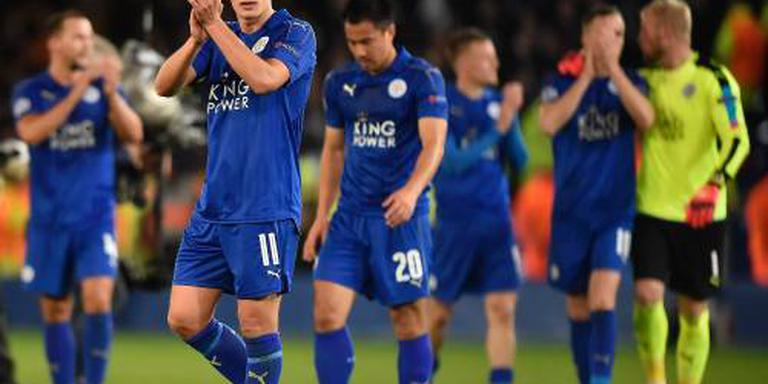 Clubrecord voor Leicester City