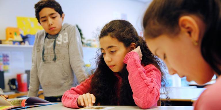 Kinderen aan de vergadertafel in Groningen? Niet als de Raad voor Kinderen een feit is. FOTO ANP