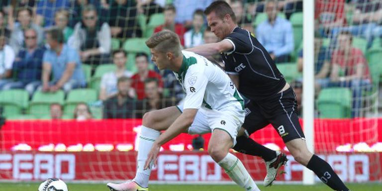 Groningen sterker dan Heracles: 2-1