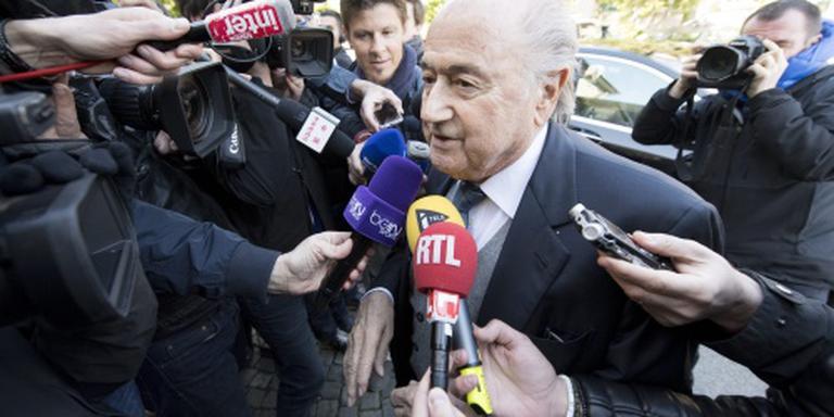 Blatter: niets mis met bonussen