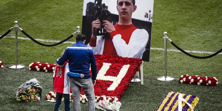 Condoleanceregister Cruijff al vaak getekend