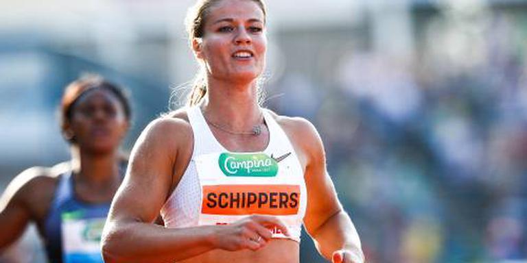 Samuel blijft Schippers voor in Londen
