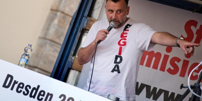 Politie beschuldigd van Pegida-sympathie