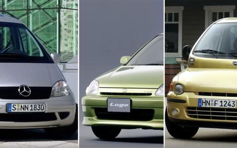 Deze 10 auto's zijn grandioos mislukt, welke vind jij de lelijkste? (+poll)