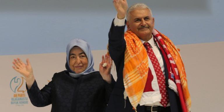 Parlement stemt in met nieuwe Turkse premier