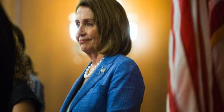 Pelosi blijft leider Democraten