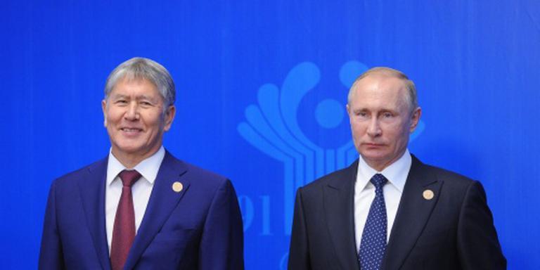 Poetin houdt vol: de Krim is niet geannexeerd