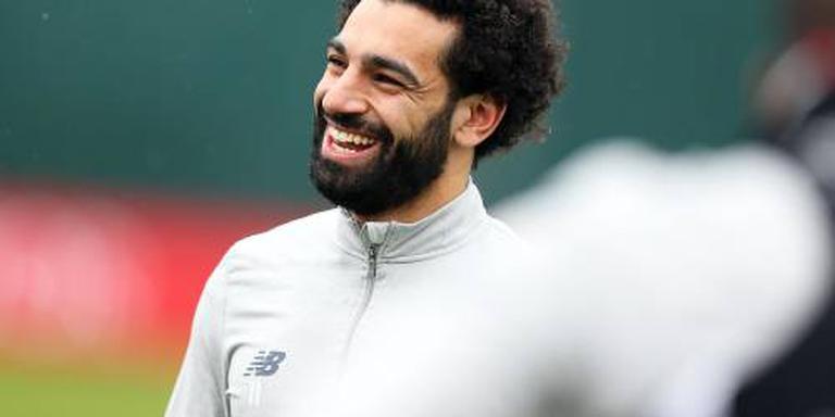 Salah: Champions League boven records