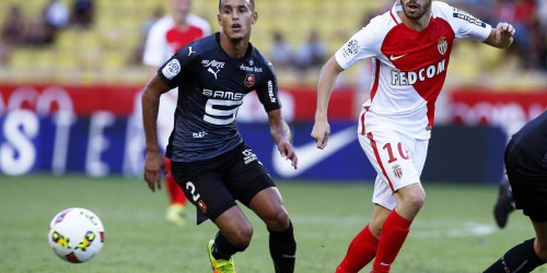 AS Monaco blijft aan kop in Ligue 1