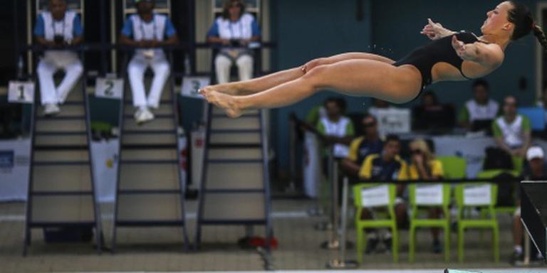 Jansen elfde op 3-meterplank in Rio