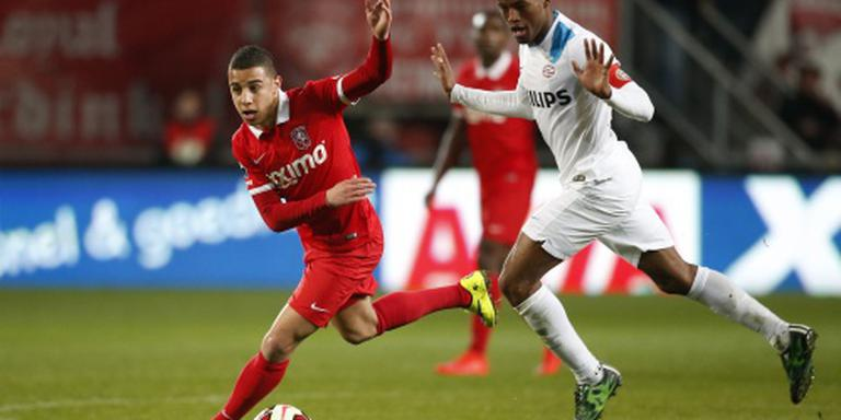 Twente verdiende 1,25 miljoen aan Ould-Chikh