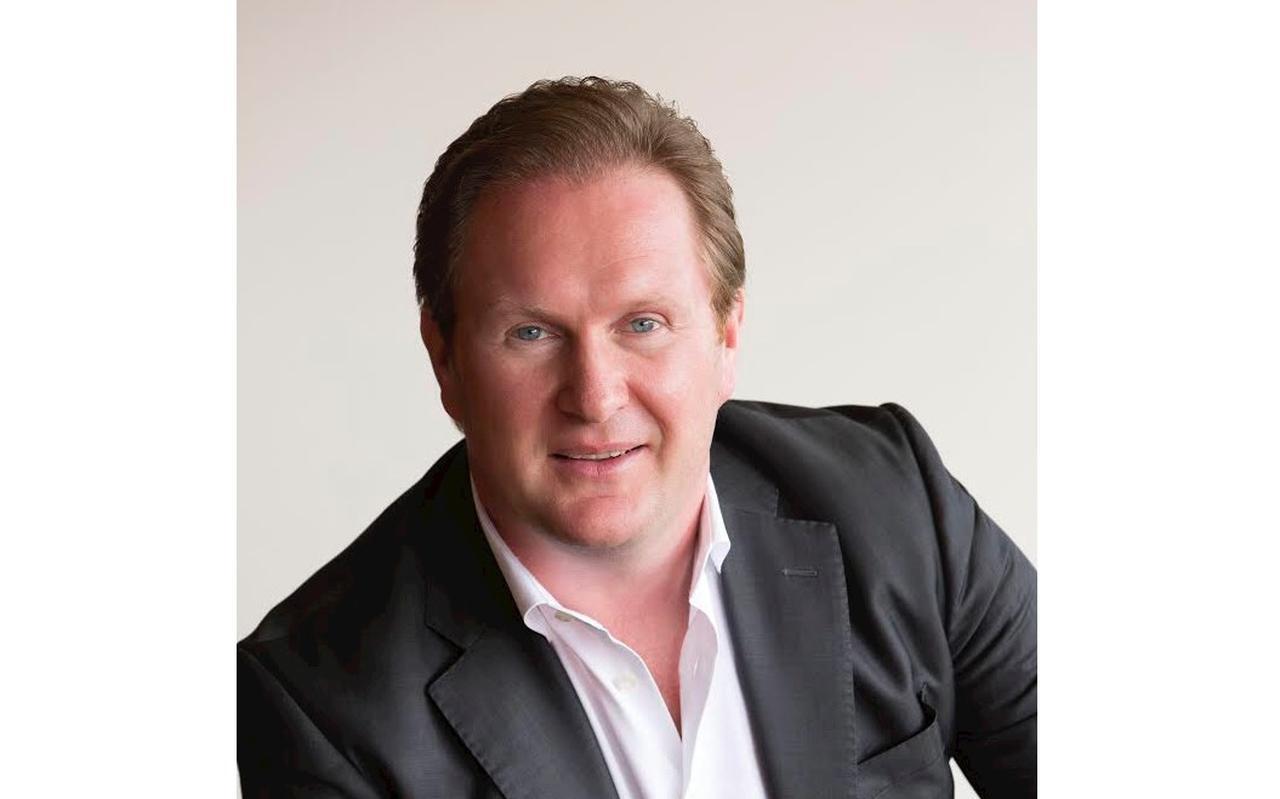 Chris van den Berg.