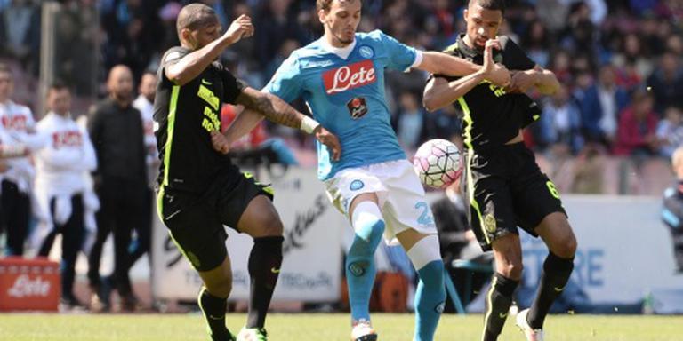Napoli houdt Juventus in zicht