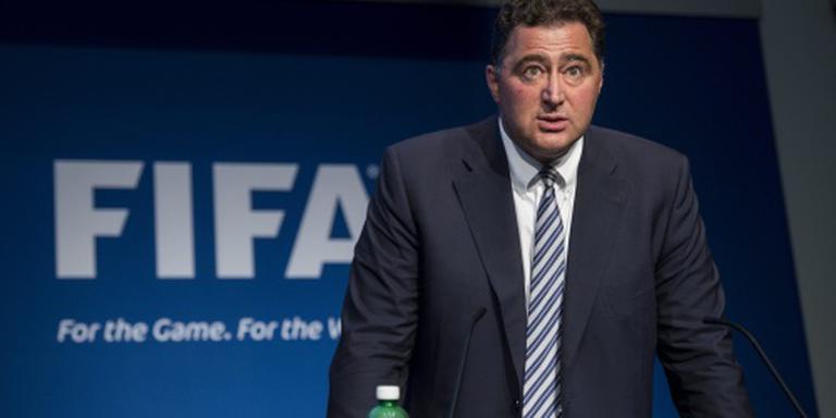 FIFA-toezichthouder Scala stapt op