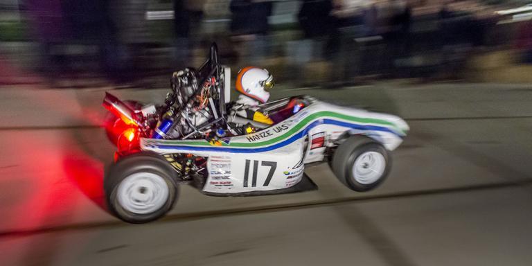 Modern studeren: je eigen racewagen bouwen