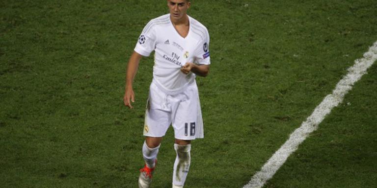 Vazquez met Spanje naar EK