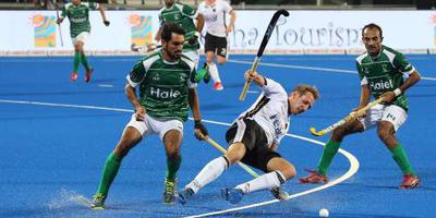 Pakistan uit Hockey Pro League