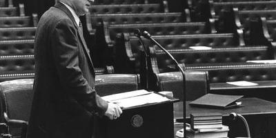Frans Andriessen: bekwaam, taai en tikje saai