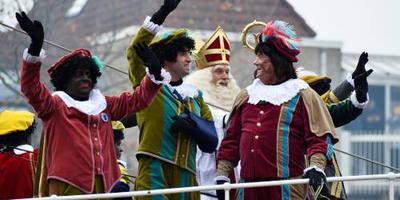 'Nederland houdt vast aan Zwarte Piet'