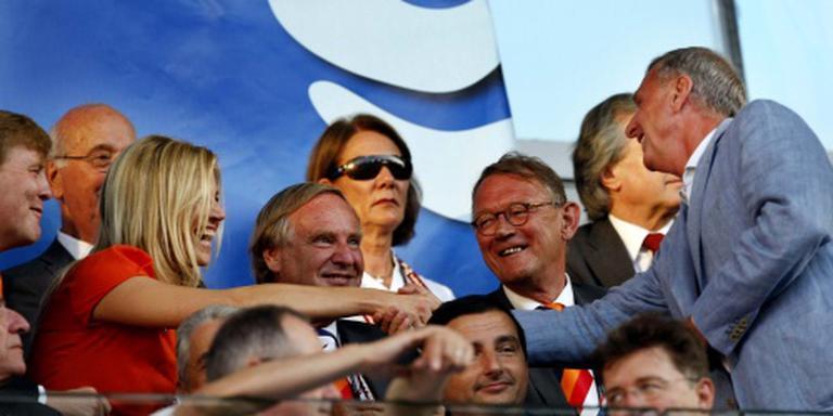 Koning: Nederland verliest unieke sportman