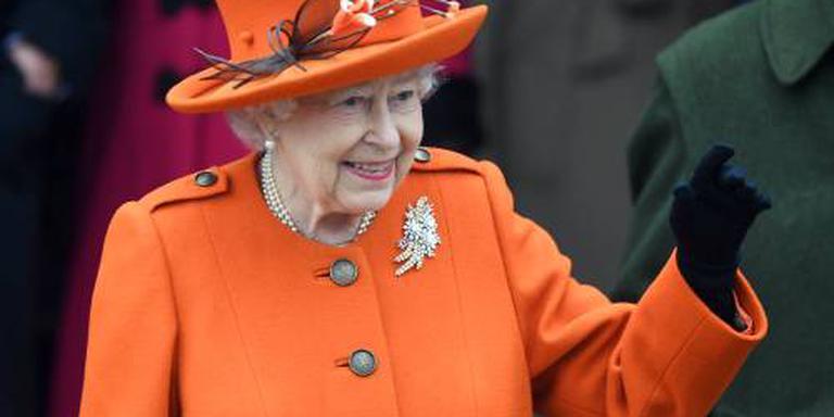 Elizabeth spreekt openhartig over kroning