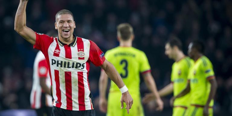 PSV rekent op contractverlenging Bruma