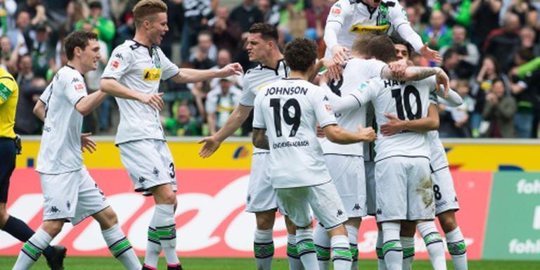 Borussia MGB haalt hard uit