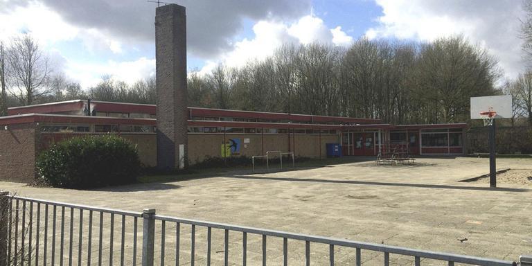 Basisschool De Zwaluw in Zandpol. FOTO DVHN