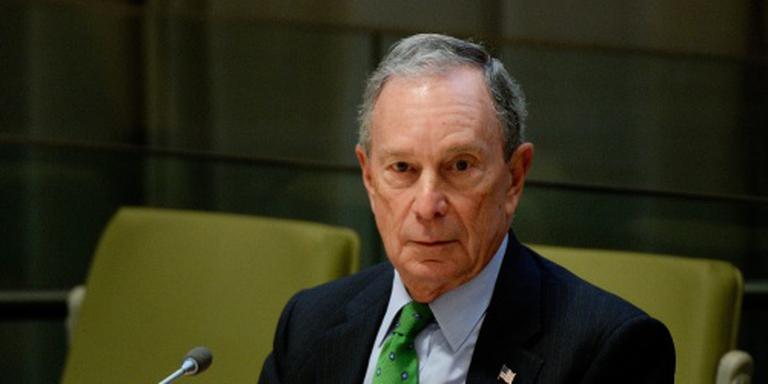 Ex-burgemeester New York geen kandidaat
