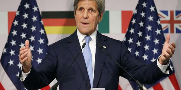 Kerry: actie van Russen was roekeloos