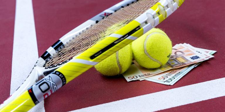 Flinke stijging van verdachte tennispartijen