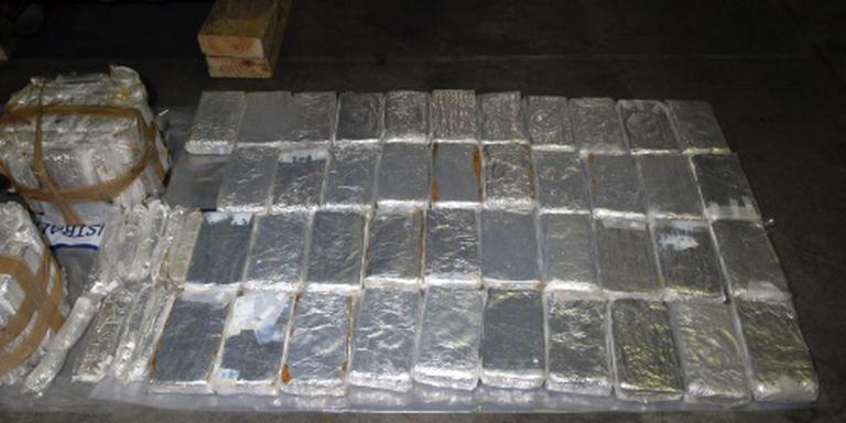 Panama neemt 54 ton aan drugs in beslag
