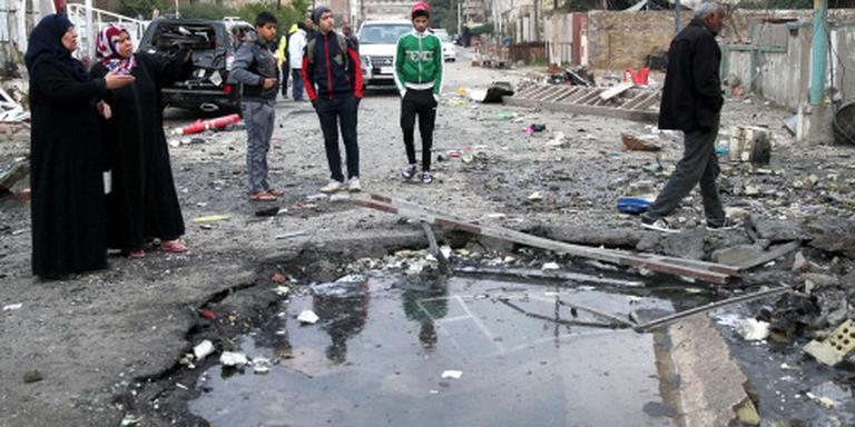 Tientallen doden Bagdad na aanslagen IS