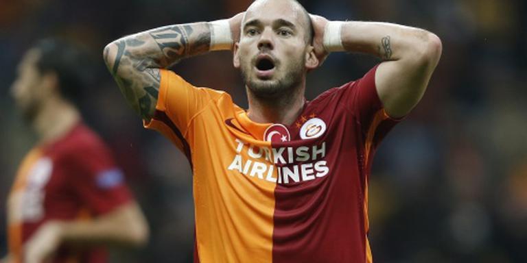Galatasaray ontsnapt tegen promovendus
