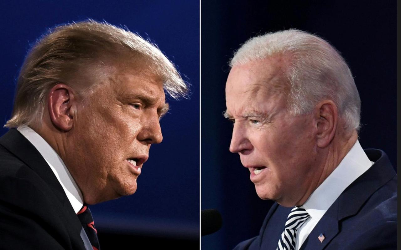 De race om het Amerikaanse presidentschap nadert zijn ontknoping. Wint Trump of Biden?
