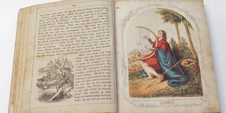 Delftse bijbel uit 1477 topstuk expo Meppel