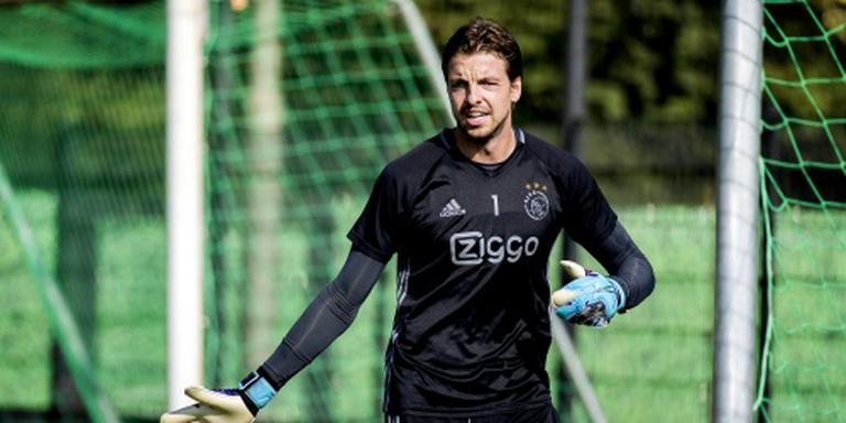 Krul: over twee weken bij selectie Ajax