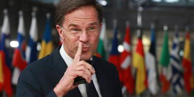 Rutte wil May compliment geven