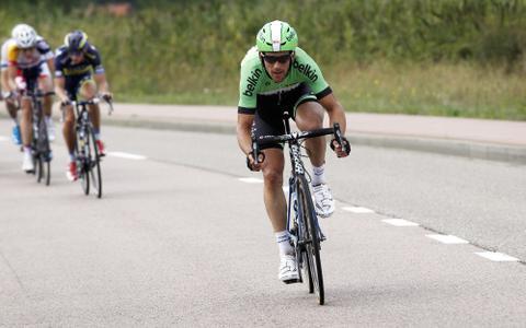 Twee 'Henken' drukken UCI-man aan de borst
